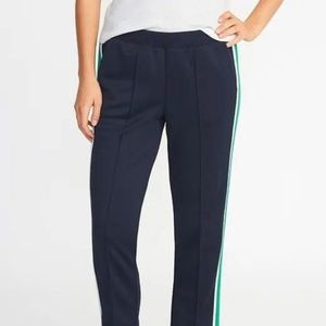 Old Navy Mid-Rise Side-Stripe Joggers for Women